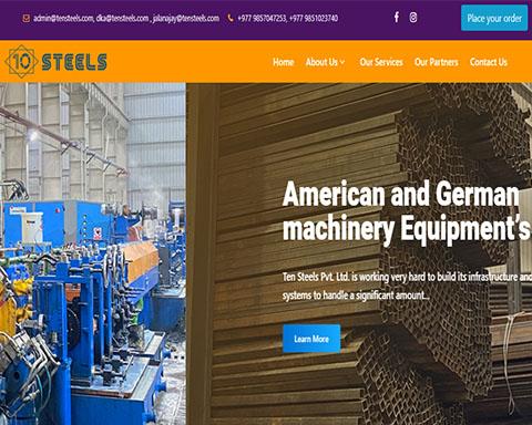 Ten Steels Pvt. Ltd.